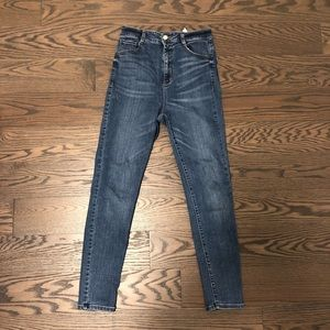 Extreme High Rise Jeans